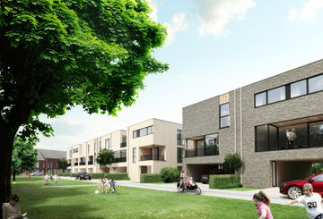 Beeldatelier project Edengem type3 20130627